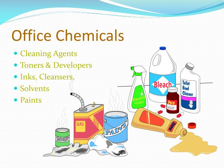 Office Chemicals