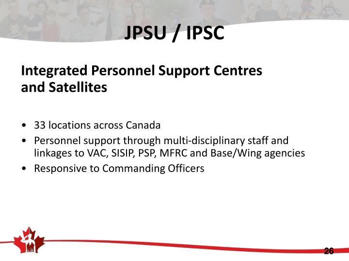 JPSU / IPSC
