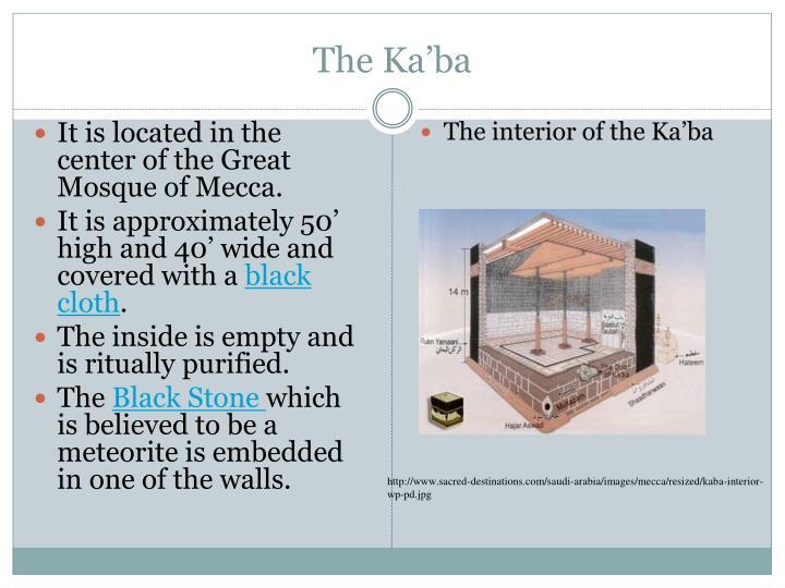 The Ka'ba