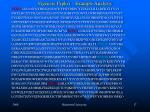 vigenere cipher example analysis