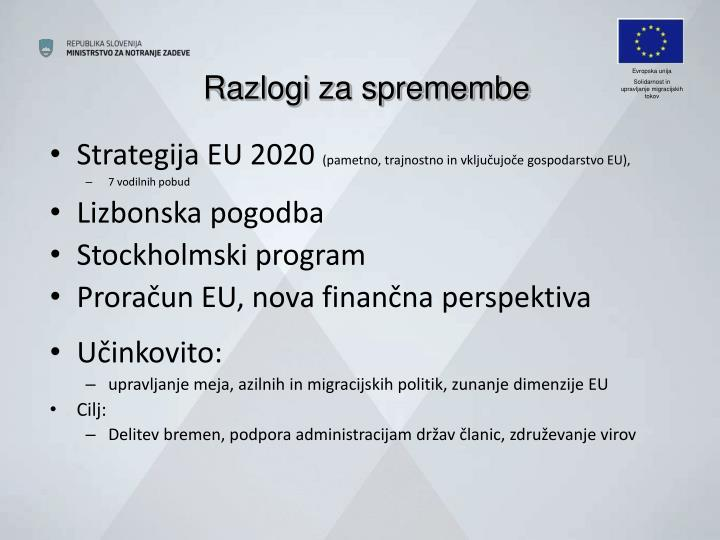 Strategija EU 2020