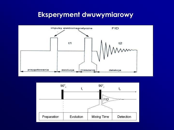 Eksperyment dwuwymiarowy