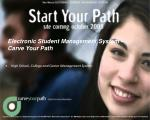 electronic student management system carve your path