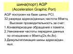 agp acceleration graphic port