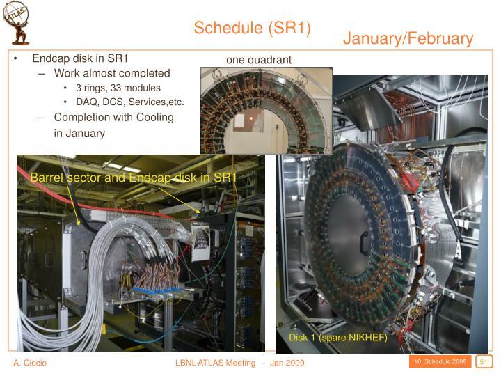 Schedule (SR1)
