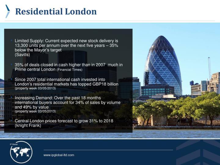 Residential London