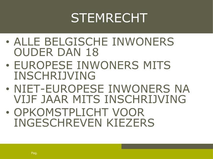 STEMRECHT