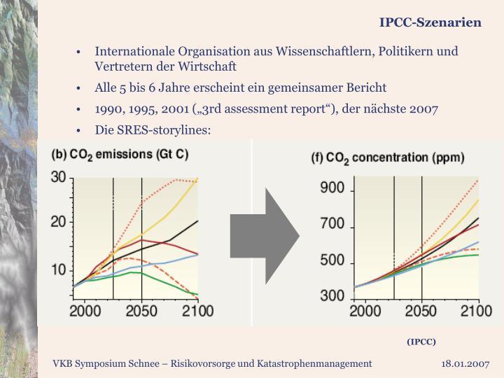 IPCC-Szenarien