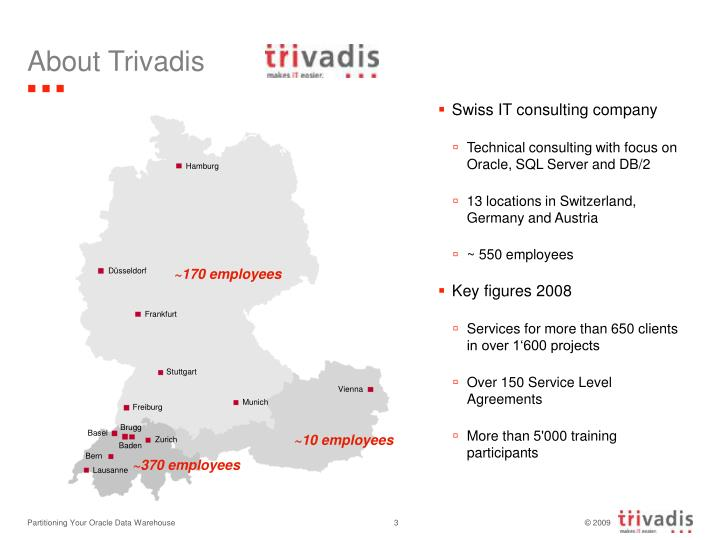 About trivadis