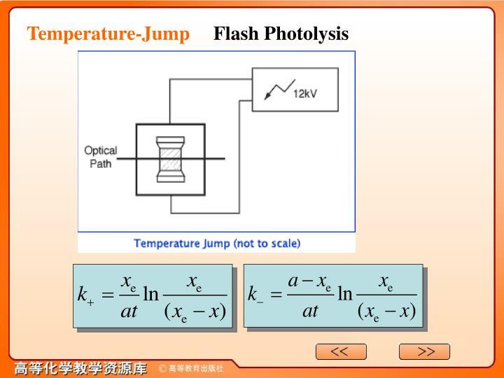 Temperature-Jump