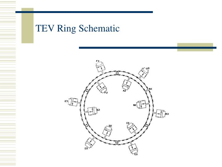 TEV Ring Schematic