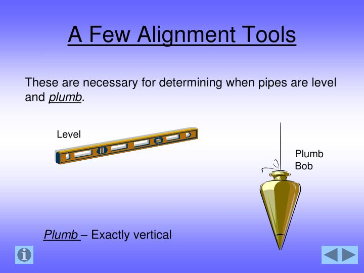 A Few Alignment Tools