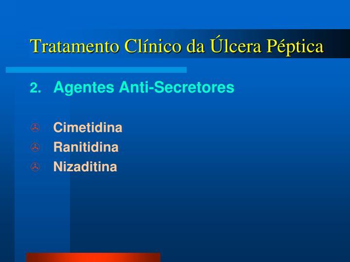 Tratamento Clínico da Úlcera Péptica