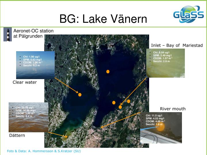 BG: Lake Vänern
