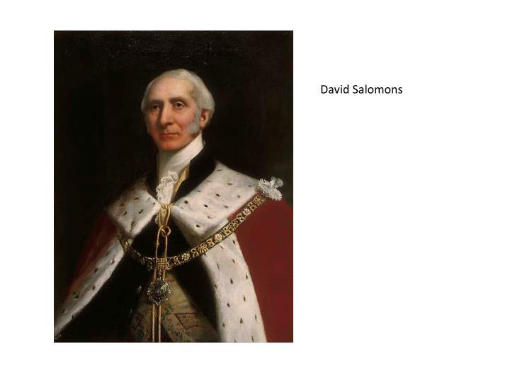 David Salomons