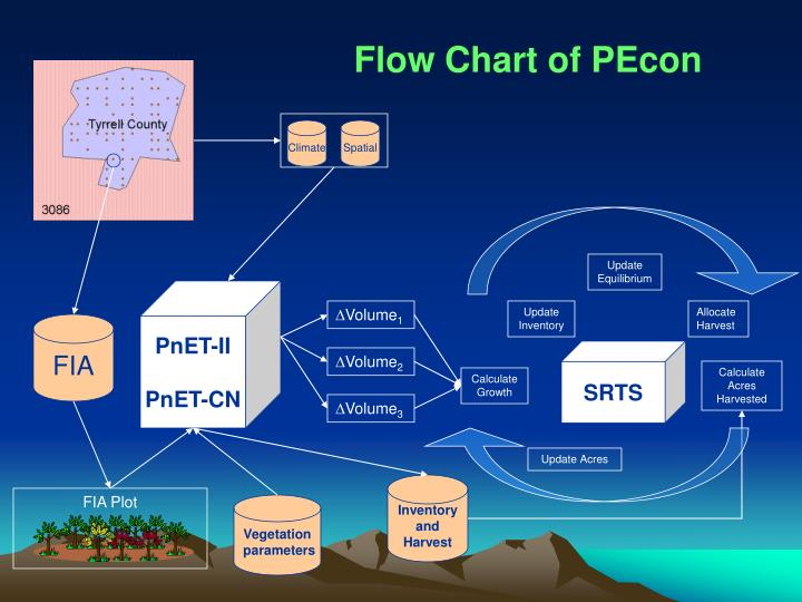 Flow Chart of PEcon