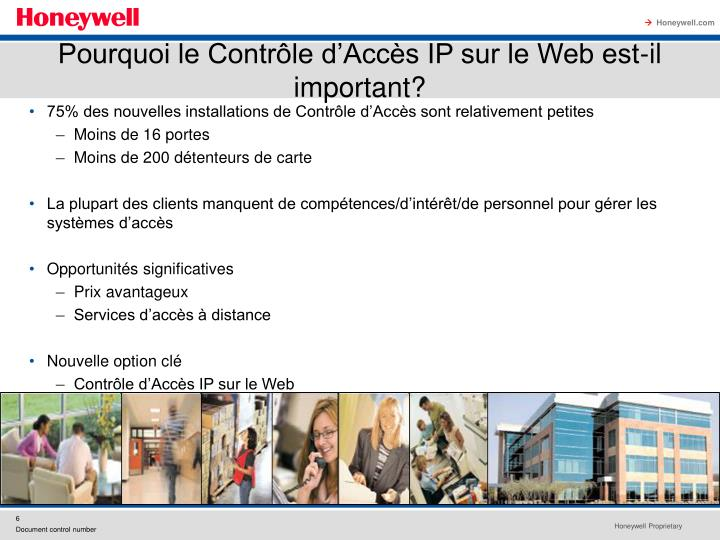 Pourquoi le Contrôle d'Accès IP sur le Web est-il important?