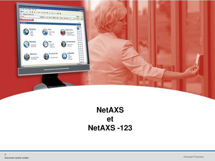 NetAXS