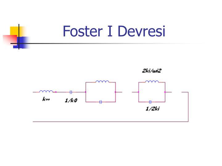 Foster I Devresi