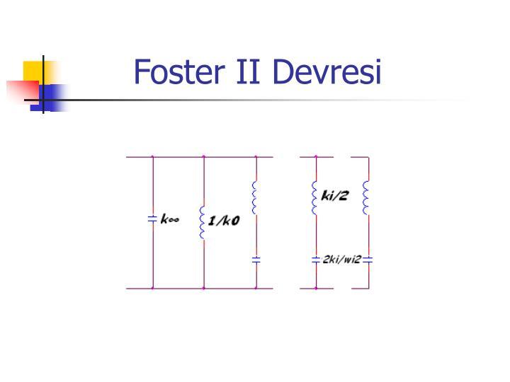 Foster II Devresi
