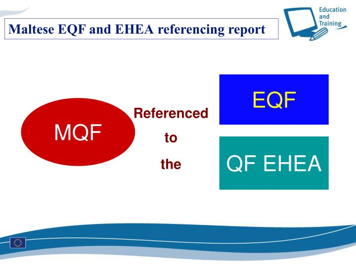 Maltese EQF and EHEA