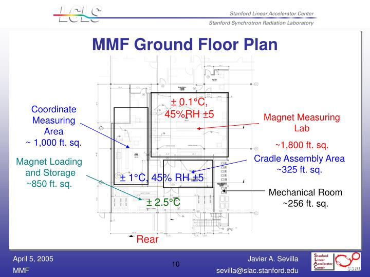 MMF Ground Floor Plan