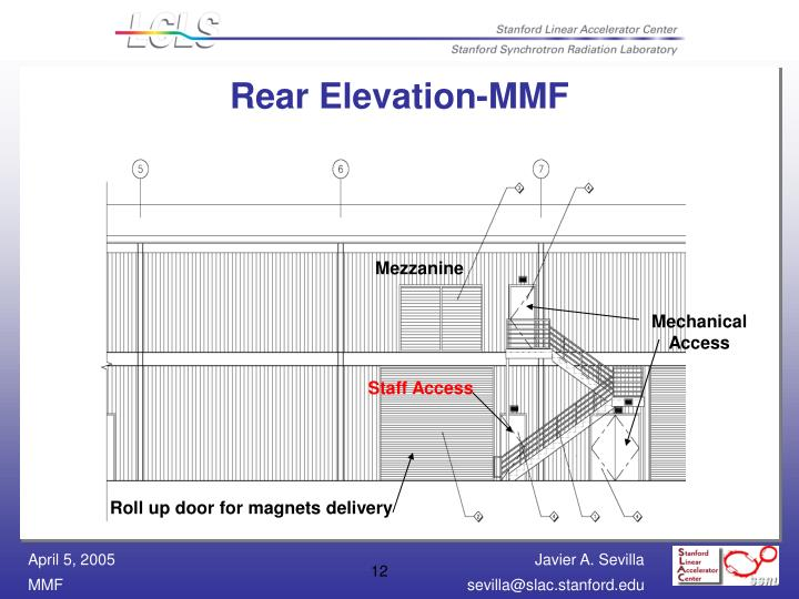 Rear Elevation-MMF