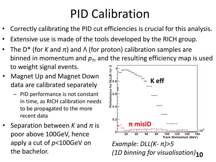 PID Calibration