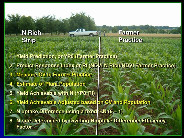 Farmer Practice