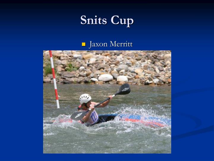 Snits Cup