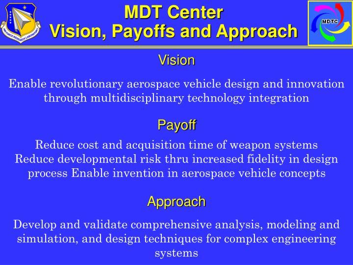 MDT Center