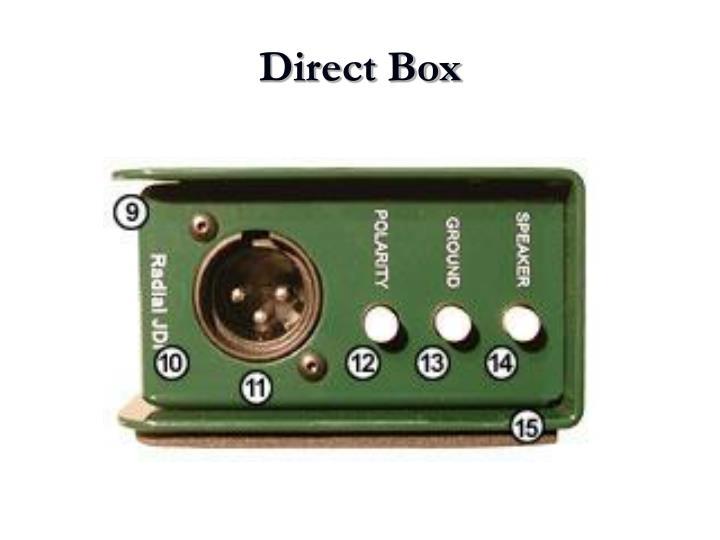 Direct Box