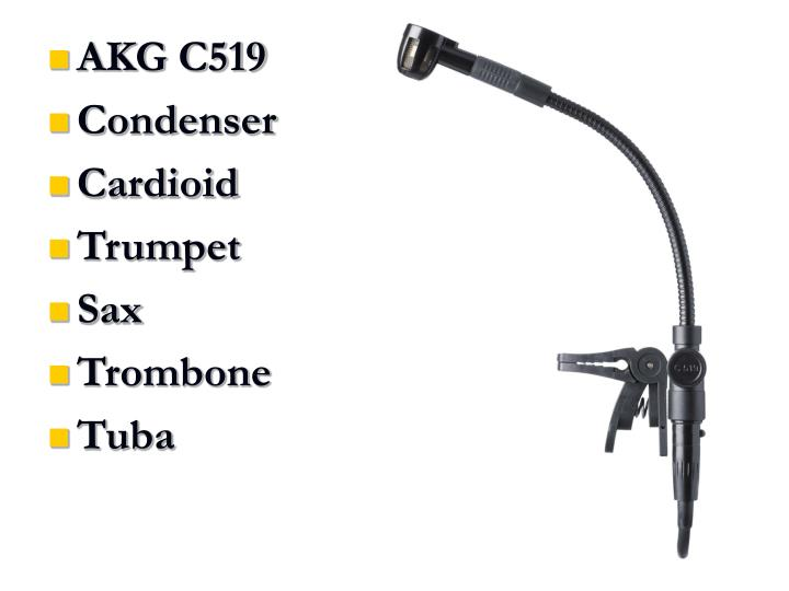 AKG C519