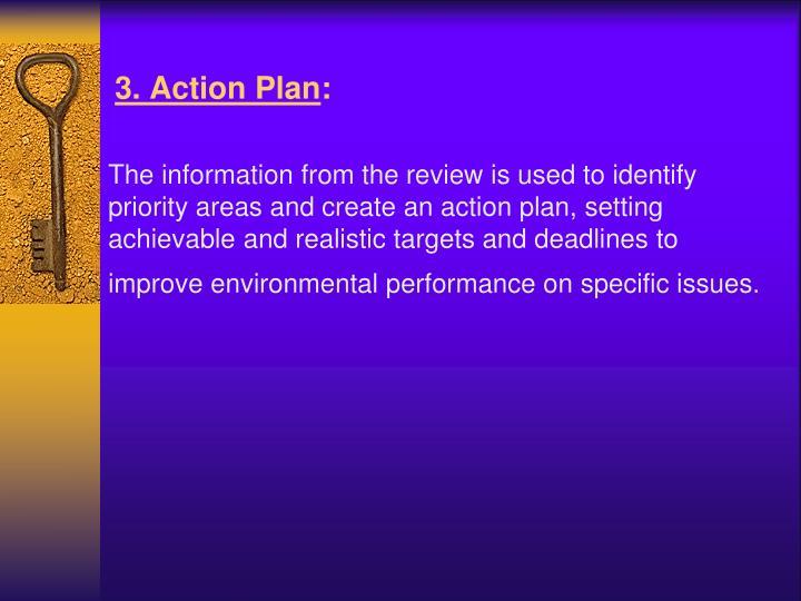 3. Action Plan