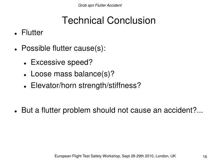 European Flight Test Safety Workshop, Sept 28-29th 2010, London, UK