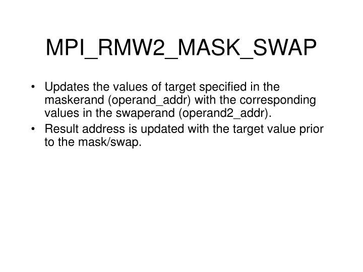 MPI_RMW2_MASK_SWAP