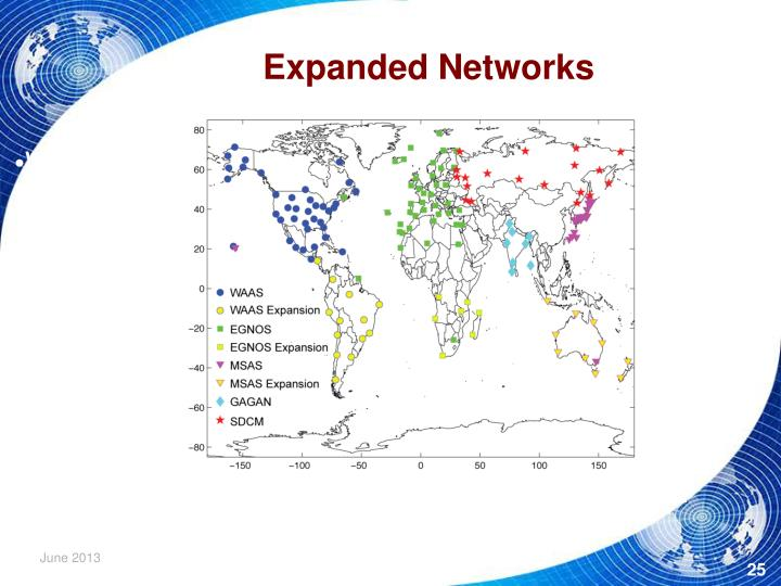 Expanded Networks