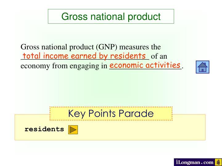 Key Points Parade