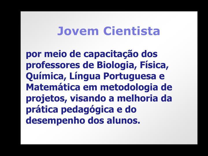 Jovem Cientista