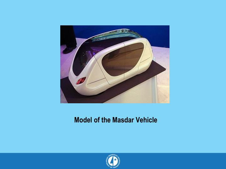 Model of the