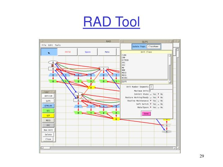 RAD Tool