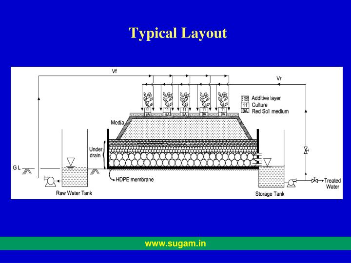 Typical Layout