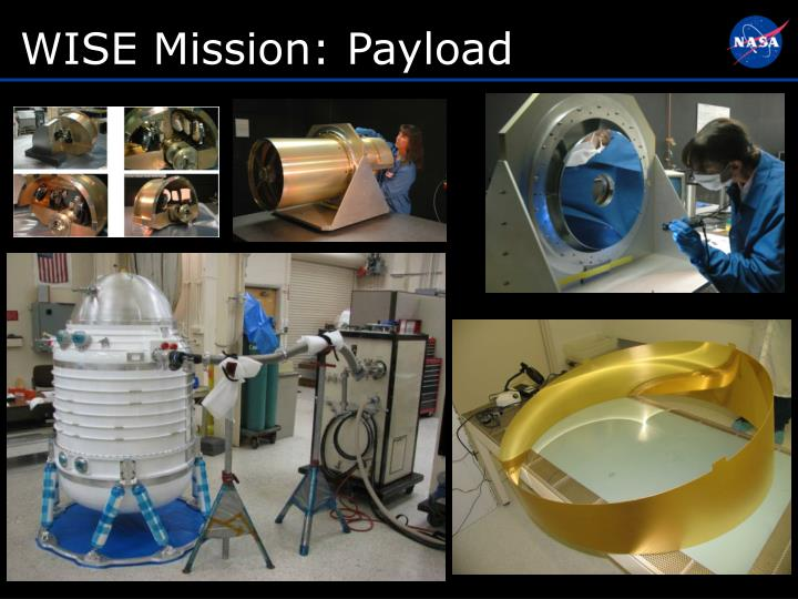 WISE Mission: Payload