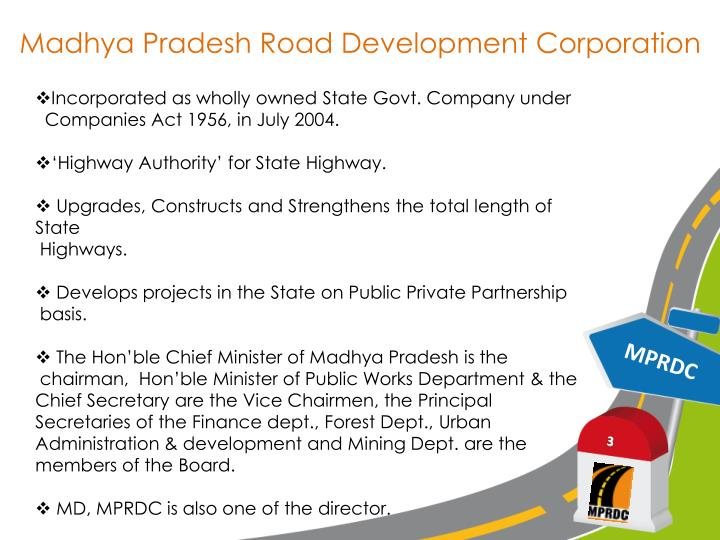 Madhya Pradesh Road Development Corporation