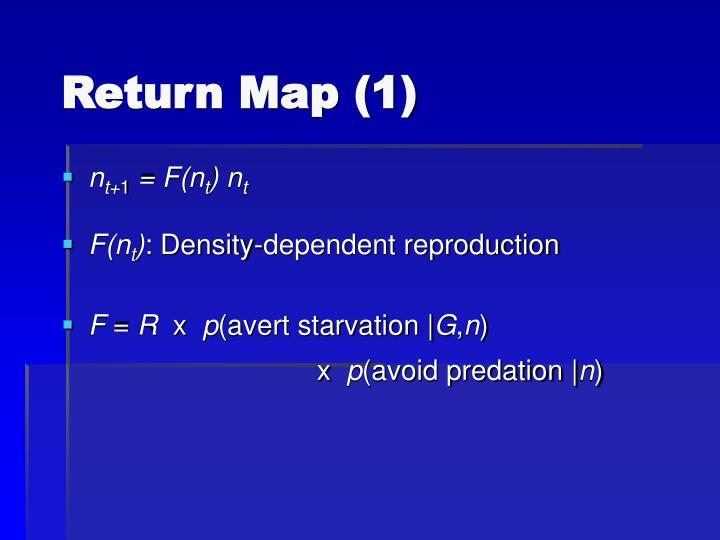Return Map (1)