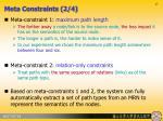 meta constraints 2 4