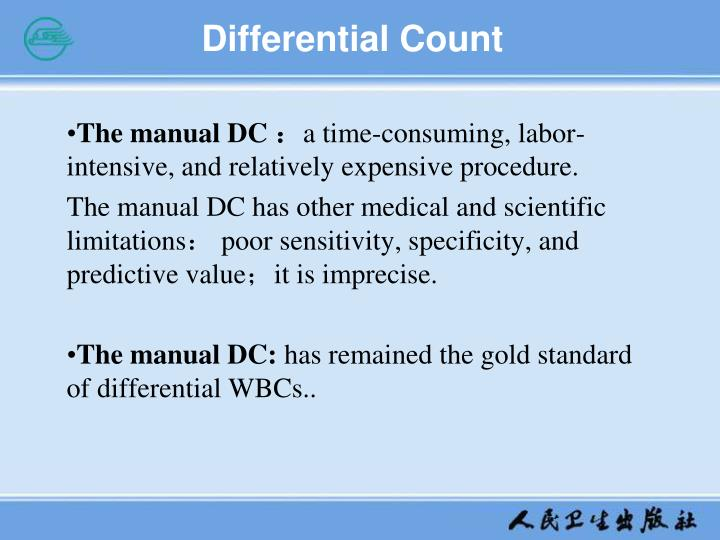 Differential Count