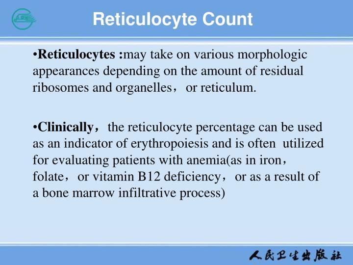 ReticuIocyte Count
