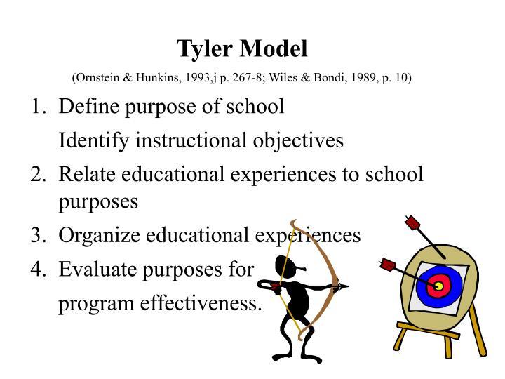 Tyler Model