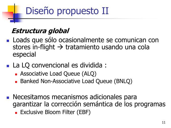 Diseño propuesto II